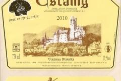 Wine St-Jacques Etiket-Label